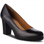 Обувки CAPRICE - 9-22406-21 Black Nappa 022