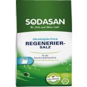 Sare pentru regenerare masina de spalat vase si anticalcar 2Kg Sodasan