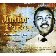 Video Delta Parker,Junior - I'm Holding On - CD
