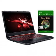 "Acer Nitro 5 Gaming Laptop, 15.6"" IPS Full HD, GTX 1650, Core i5-9300H up to 4.10 GHz, 16GB RAM, 128GB SSD+1TB HDD, Backlit, RJ-45 Ethernet, BT 5.0, USB-C, Win 10 w/Sea of Thieves"