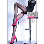 Fiore - Elegant subtle patterned tights Talisa 20 DEN