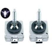Pack Ampoules D1C rechange Xenon 6000K 35W lampe Origine