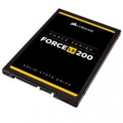 "SSD 240GB Corsair Force Series LE200, SATA 6Gb/s, 2.5""(6.35 cm), скорост на четене 560MB/s, скорост на запис 530MB/s"