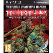 Teenage Mutant Ninja Turtles Mutants In Manhattan Ps3