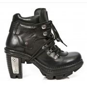 cipele NEW ROCK - Itali Crnac - Nomada - Goma - M.NEOTR007-S1