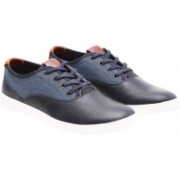 ALDO YILAN Sneakers For Men(Navy)
