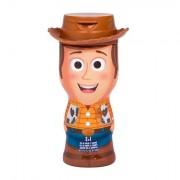Disney Toy Story 4 Woody doccia gel 350 ml per bambini flacone danneggiato