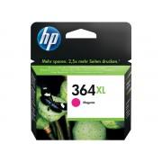HP 364 XL M (CB324EE) Magenta bläckpatron, 6ml Original