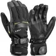 Leki Men Glove Performance S GTX black/lime