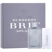 Burberry Brit Splash lote de regalo III eau de toilette 100 ml + deo barra 75 ml