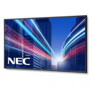 "Monitor NEC PD V463, 46"", LED, 1920x1080, 10000:1, 8ms, 350cd, D-SUB, DVI, HDMI, DP, repro, čierny"