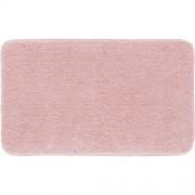 Grund Badteppich Melange Grund Größe: 60 x 100 cm, Farbe: Rosé