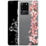 Samsung Galaxy S20 Ultra Hoesje Flower Branch