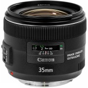 Canon EF 35mm f/2 IS USM širokokutni objektiv fiksne žarišne duljine 35 F/2.0 prime lens 5178B005AA 5178B005AA
