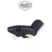 Piumino per cani nero (cani - toelettatura cane- gatti -toelettatura gatto)