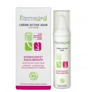 Dermaclay Crème Active Jour 50ml - Hydratante et Équilibrante