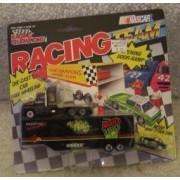 1991 Nascar Racing Champions Racing Team Transporter Mello Yello Racing Kyle Petty Car # 22