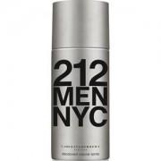 Carolina Herrera Perfumes masculinos 212 Men Deodorant Spray 150 ml