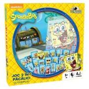 Joc Pacalici cu complici - SpongeBob