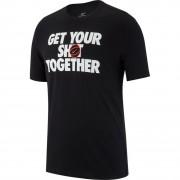 Tricou barbati Nike Dry-FIT Shot Together AJ9585-010
