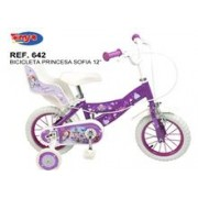 "Bicicleta 12"" Sofia The First"