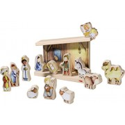 HABA Nativity Play Scene - The Christmas Story