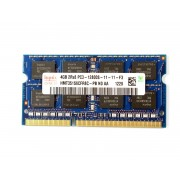Memorie notebook DDR3 8 GB 1600 MHz Hynix - second hand