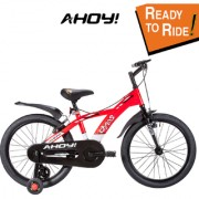 AHOY! Fitted Ready to Ride Cycle 20 inch Chaos for Kids (7 to 10 Years)