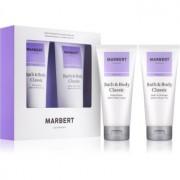 Marbert Bath & Body Classic lote de regalo I. gel de ducha 200 ml + leche corporal 200 ml