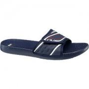 Fila Blauwe slipper