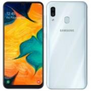 Celular Samsung Galaxy A30 64gb 4 Ram Dual Sim-Blanco