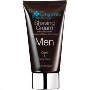 The Organic Pharmacy Men crema de barbierit 75 ml