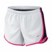 Nike Tempo Shorts JR White/Pink 164