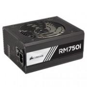 Захранване Corsair RM750i, 750W, Active PFC, 80+ Gold, 135мм вентилатор