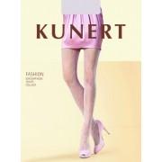 KUNERT - Floral pattern fishnet tights Bouquet