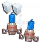 2x ampoules H16 Effet Xenon - Super White 5000K