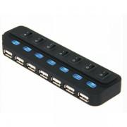 Asonic USB 3.0 7Port Hub 5V napajanje 220V N-UH3702