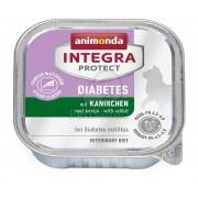 Animonda Cat Integra Protect Diabetes alutálkás, nyúl 100 g