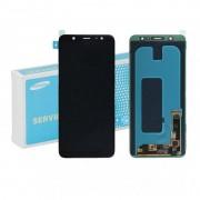 Samsung Ecrã LCD/Táctil Original Preto para Samsung Galaxy A6 Plus