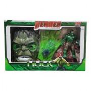 EREIN Avengers Hulk 3 In 1 Gift-Set Green