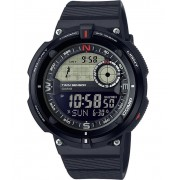 Ceas barbatesc Casio Outgear SGW-600H-1BER Sports Gear Twin Sensor