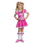 Barbie - Cheerleader Toddler Child Costume