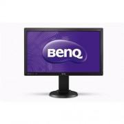 Monitor BenQ BL2405HT, 24'', LED, 1920x1080, 12M:1, 2ms, 250cd, D-SUB, DVI, HDMI, repro, pivot, čierny