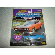 Johnny Lightning Muscle Cars 1970 Ford Torino Car Vehicle