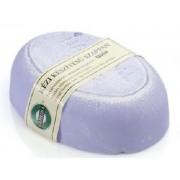 Izsópos-Kézi készítésű ovál szappan 100g **