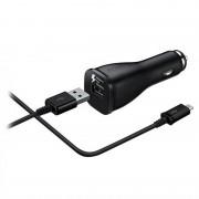 Carregador Isqueiro USB Tipo-C Rápido Samsung EP-LN915C USB - 2A - Preto