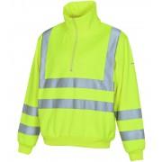 Würth MODYF high-visibility werksweater, geel