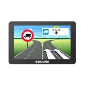 """Snooper PL2400 navigatore 10,9 cm (4.3"""") Touch screen Fisso Nero 135 g"""