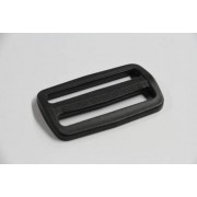 Schiebeschnalle Kunststoff 50 mm schwarz