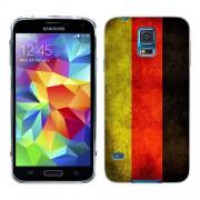 Husa Samsung Galaxy S5 Mini G800F Silicon Gel Tpu Model Germany Flag